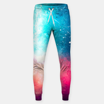 Galaxy Cotton sweatpants miniature