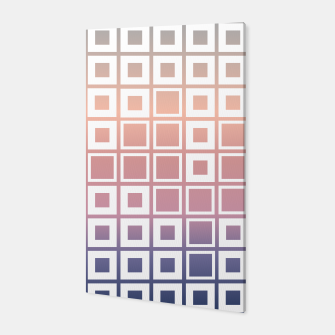 Thumbnail image of Mosaic Cubes on pastel color Canvas, Live Heroes