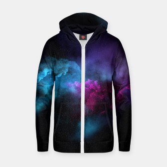 Miniatur Nebularium Cotton zip up hoodie, Live Heroes