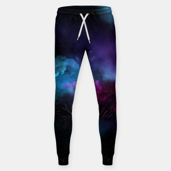 Miniatur Nebularium Cotton sweatpants, Live Heroes