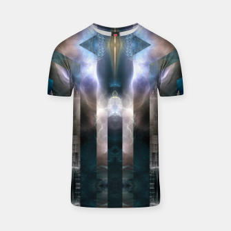 Thumbnail image of Cross Dimensions T-shirt, Live Heroes