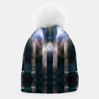 Thumbnail image of Cross Dimensions Beanie, Live Heroes
