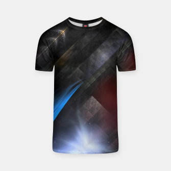 Thumbnail image of Moon Orb Realm T-shirt, Live Heroes