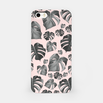 Thumbnail image of Tropical Monstera Pattern #6 #tropical #decor #art iPhone-Hülle, Live Heroes