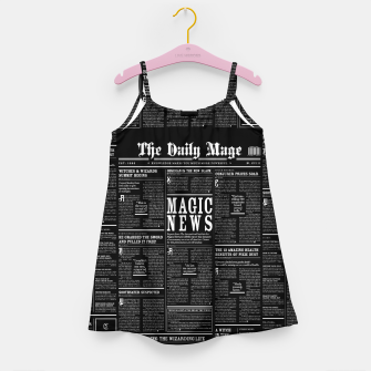 Thumbnail image of The Daily Mage Magic Fantasy Newspaper II Girl's dress, Live Heroes