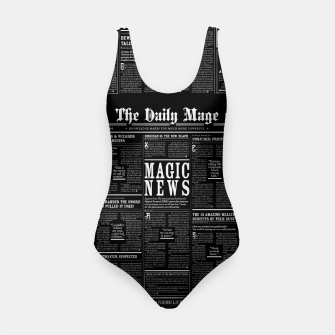 Thumbnail image of The Daily Mage Magic Fantasy Newspaper II Swimsuit, Live Heroes