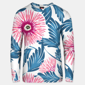 Thumbnail image of Gerbera Bloom Cotton sweater, Live Heroes