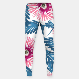 Miniaturka Gerbera Bloom Cotton sweatpants, Live Heroes