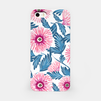 Miniaturka Gerbera Bloom iPhone Case, Live Heroes