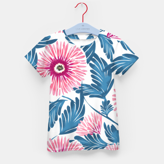 Miniaturka Gerbera Bloom Kid's t-shirt, Live Heroes