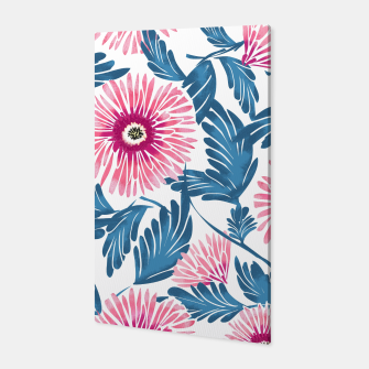 Miniaturka Gerbera Bloom Canvas, Live Heroes