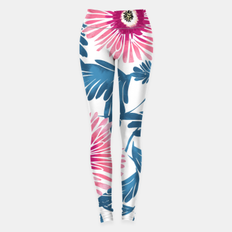 Miniaturka Gerbera Bloom Leggings, Live Heroes