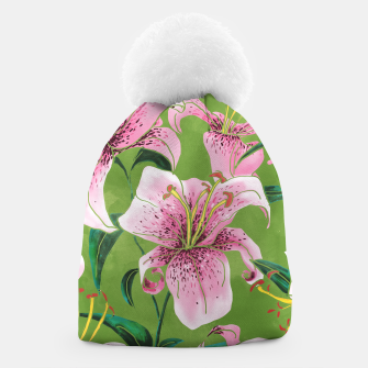 Thumbnail image of Tiger Lily Beanie, Live Heroes