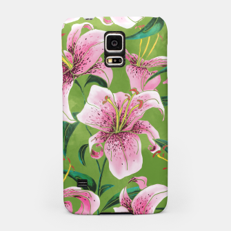 Thumbnail image of Tiger Lily Samsung Case, Live Heroes