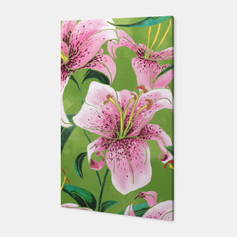 Thumbnail image of Tiger Lily Canvas, Live Heroes