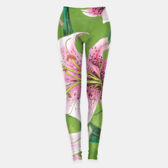 Thumbnail image of Tiger Lily Leggings, Live Heroes