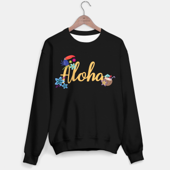Thumbnail image of Aloha Sweater regular, Live Heroes