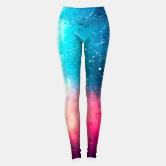 Miniatur Galaxy Leggings, Live Heroes