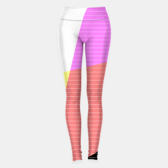 Thumbnail image of Distortion 2 Leggings, Live Heroes