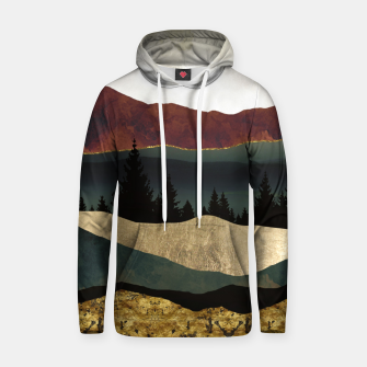 Thumbnail image of Early Autumn Cotton hoodie, Live Heroes