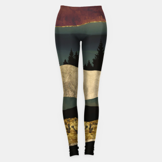Thumbnail image of Early Autumn Leggings, Live Heroes