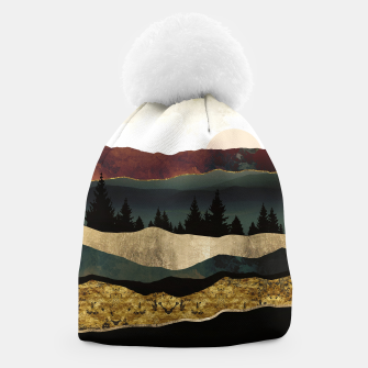 Thumbnail image of Early Autumn Beanie, Live Heroes