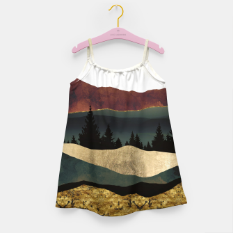 Thumbnail image of Early Autumn Girl's dress, Live Heroes