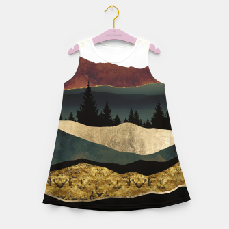 Thumbnail image of Early Autumn Girl's summer dress, Live Heroes