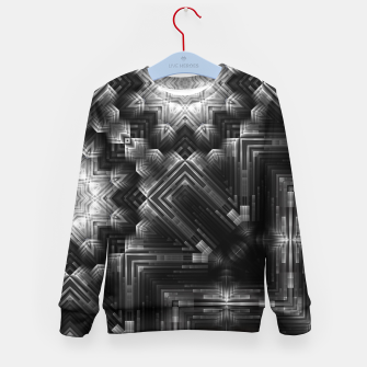 Thumbnail image of Mech Frac M344244P Kid's sweater, Live Heroes