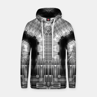 Thumbnail image of Mech Tech FC USD Cotton hoodie, Live Heroes
