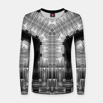 Thumbnail image of Mech Tech FC USD Woman cotton sweater, Live Heroes
