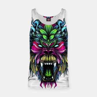 Thumbnail image of Gorilla Color Tank Top, Live Heroes