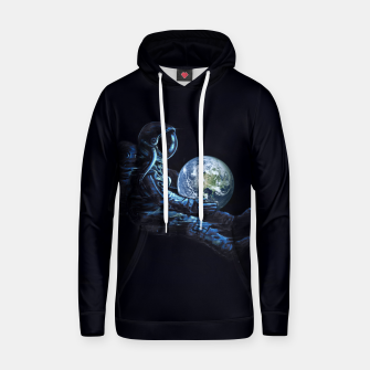 Thumbnail image of Earth Play Cotton hoodie, Live Heroes