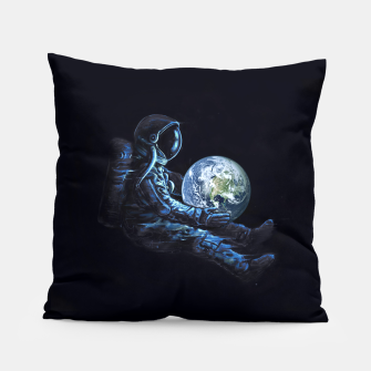 Miniatur Earth Play Pillow, Live Heroes