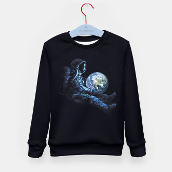 Miniature de image de Earth Play Kid's sweater, Live Heroes