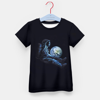 Thumbnail image of Earth Play Kid's t-shirt, Live Heroes