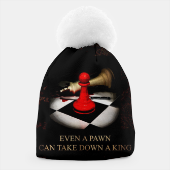 Thumbnail image of Even a pawn can take down a king Czapka, Live Heroes