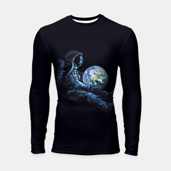 Thumbnail image of Earth Play Longsleeve rashguard , Live Heroes