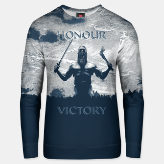 Thumbnail image of Viking Honour Cotton sweater, Live Heroes