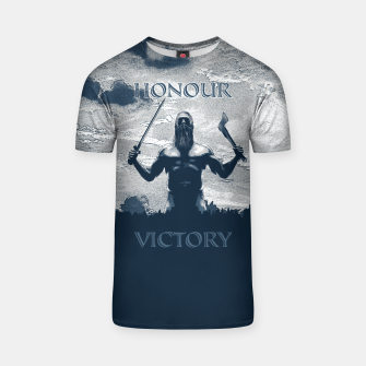 Thumbnail image of Viking Honour T-shirt, Live Heroes