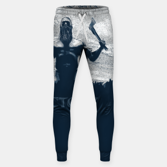 Thumbnail image of Viking Honour Cotton sweatpants, Live Heroes