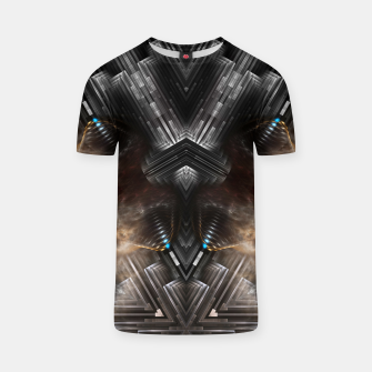 Thumbnail image of Omniphix T-shirt, Live Heroes