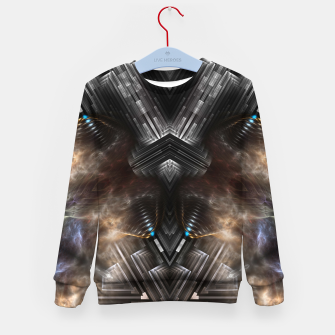 Thumbnail image of Omniphix Kid's sweater, Live Heroes
