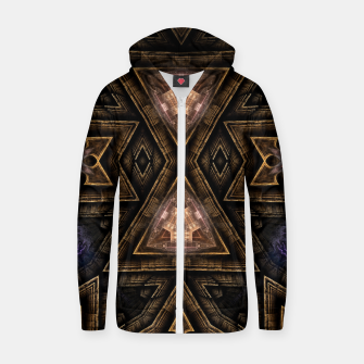 Thumbnail image of ArcPort M4IO270 Cotton zip up hoodie, Live Heroes