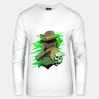 Thumbnail image of greenhunter Cotton sweater, Live Heroes