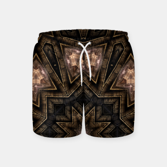 Thumbnail image of ArchPort Star Swim Shorts, Live Heroes