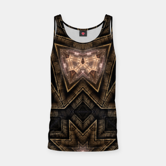 Thumbnail image of ArchPort Star USD Tank Top, Live Heroes