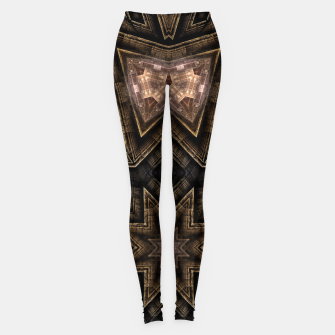 Thumbnail image of ArchPort Star USD Leggings, Live Heroes