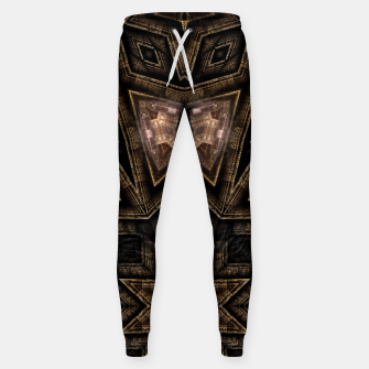 Thumbnail image of ArchPort Star USD Cotton sweatpants, Live Heroes