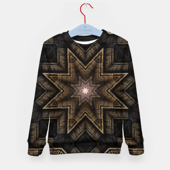 Thumbnail image of ArchPort Star ZM Kid's sweater, Live Heroes